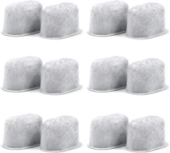 12 Pack Keurig Charcoal Water Filters Replacements – Removes Chlorine, Odors, and..