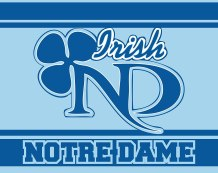 Amazon.com: R and R Imports Notre Dame High School Irish Lawrenceville  Lawrence Township New Jersey Sports Team 5x6 Inch Rectangle Rectangle Car  Fridge Magnet : Everything Else