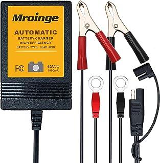 Mroinge MBC010 Automotive Trickle Battery Charger Maintainer 12V 1A Smart Automatic..