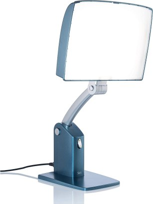 Carex Day-Light Sky Light Therapy Lamp
