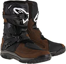 Alpinestars Mens Belize Drystar Oiled Leather Boot (Brown, 11)