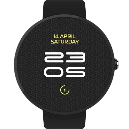 Watchface for Android Wear smartwatch DJ Tiesto