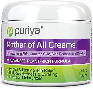 Puriya Intensive Moisturizing Cream for Sensitive and Irritated Skin, Dermatologist..