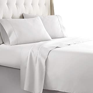 Hotel Luxury Bed Sheets Set 1800 Series Platinum Collection Softest Bedding, Deep..