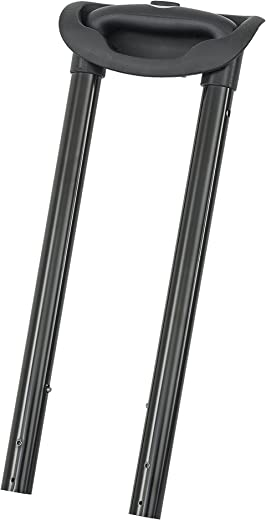 VAUDE Trolley Varillaje (timok 65) para Notebook, Black, One Size