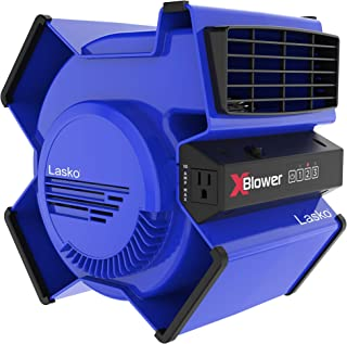 Lasko High Velocity X-Blower Utility Fan for Cooling, Ventilating, Exhausting and Drying..