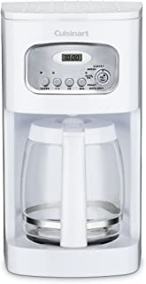 Cuisinart DCC-1100 12-Cup Programmable Coffeemaker, White