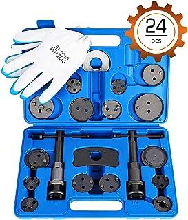 Orion Motor Tech 24-Piece Disc Brake Caliper Tool Kit, Front and Rear Brake Piston..