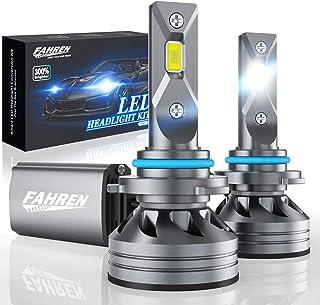 Fahren 9005/HB3/H10 LED Headlight Bulbs, 60W 10000 Lumens Super Bright LED Headlights..