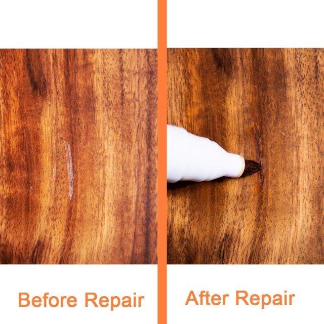 Buy Furniture Repair Kit Wood Markers Wax Sticks With Sharpener
