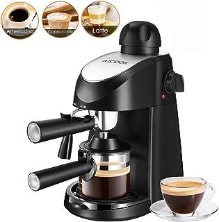 Espresso Machine, Aicook 3.5Bar Espresso Coffee Maker, Espresso and Cappuccino Machine..