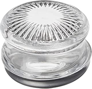 Tops Mfg 55700 Fitz-All Replacement Percolator Top, Glass, 13/16-Inch to 1-1/2-Inch