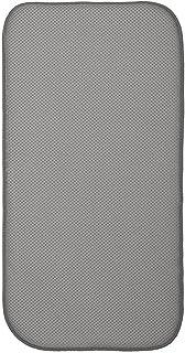 "iDesign iDry Absorbent Kitchen Countertop Dish Drying Mat – 18"" x 9"",.."