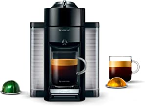 Nespresso by De'Longhi ENV135B Coffee and Espresso Machine by De'Longhi, Black
