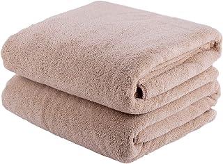 "JML Luxury Hotel & SPA Bath Towels (2 Pack, 30""x60"") – 350GSM High.."
