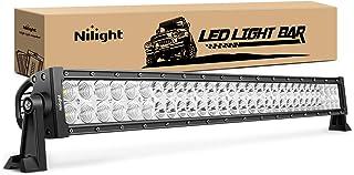 Nilight – 70004C-A LED Light Bar 32 Inch 180W Spot Flood Combo LED Driving Lamp Off..