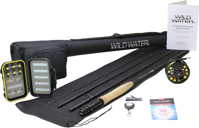 Wild Water Fly Fishing rod 9 Foot