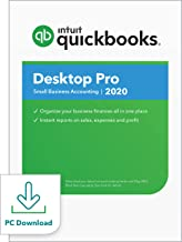 QuickBooks Desktop  Pro 2020  Accounting Software for Small Business with  Shortcut Guide..