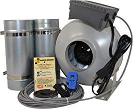 Suncourt DEDPV Patented Centrasense Technology Dryer Booster Fan Kit UL-705 Listed (DRM04)