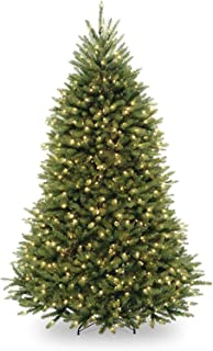 National Tree Company lit Artificial Christmas Tree Includes Pre-strung White Lights and..