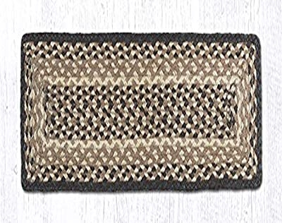 Amazon Com Earth Rugs Stair Tread 8 25 By 27 Chocolate Natural | Earth Rugs Stair Treads | Natural Jute | Burgundy Mustard | Non Slip | Area Rugs | Mats Rugs