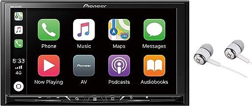 "Pioneer 7"" WVGA Display, Apple CarPlay, Android Auto, Built-in Bluetooth, AppRadio.."