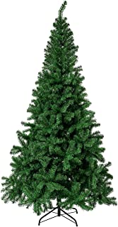 Sunnyglade 7.5 FT Premium Artificial Christmas Tree 1400 Tips Full Tree Easy to Assemble..
