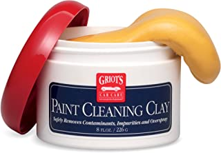 Griot's Garage 11153 Paint Cleaning Clay 8oz