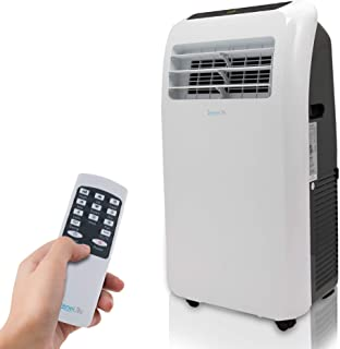 SereneLife 10,000 Portable Air Conditioner + 9000 BTU Heater, 4-in-1 AC Unit with..