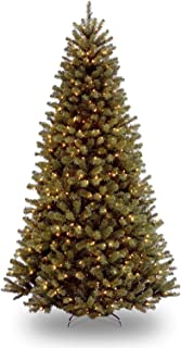 National Tree Company Pre-lit Artificial Christmas Tree | Includes Pre-strung White..