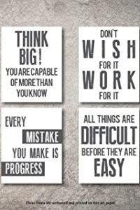 Best Motivational Prints of January 2021