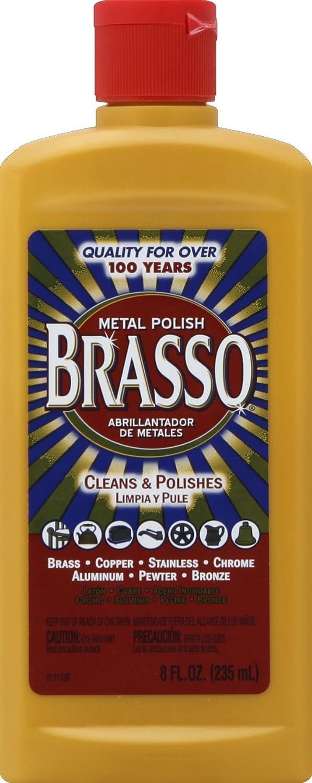 Buy Brasso Multi-Purpose Metal Polish, 233 Ounce (Pack of 23) Online
