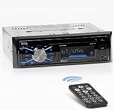 Boss Audio Systems 508UAB Multimedia Car Stereo – Single Din, Bluetooth..