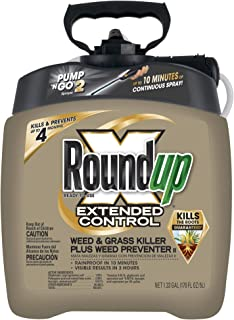 Roundup Ready-To-Use Extended Control Weed & Grass Killer Plus Weed Preventer II with..