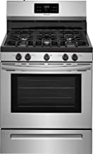 Frigidaire FFGF3054TS 30 Inch Gas Freestanding Range with 5 Sealed Burner Cooktop, 5 cu...