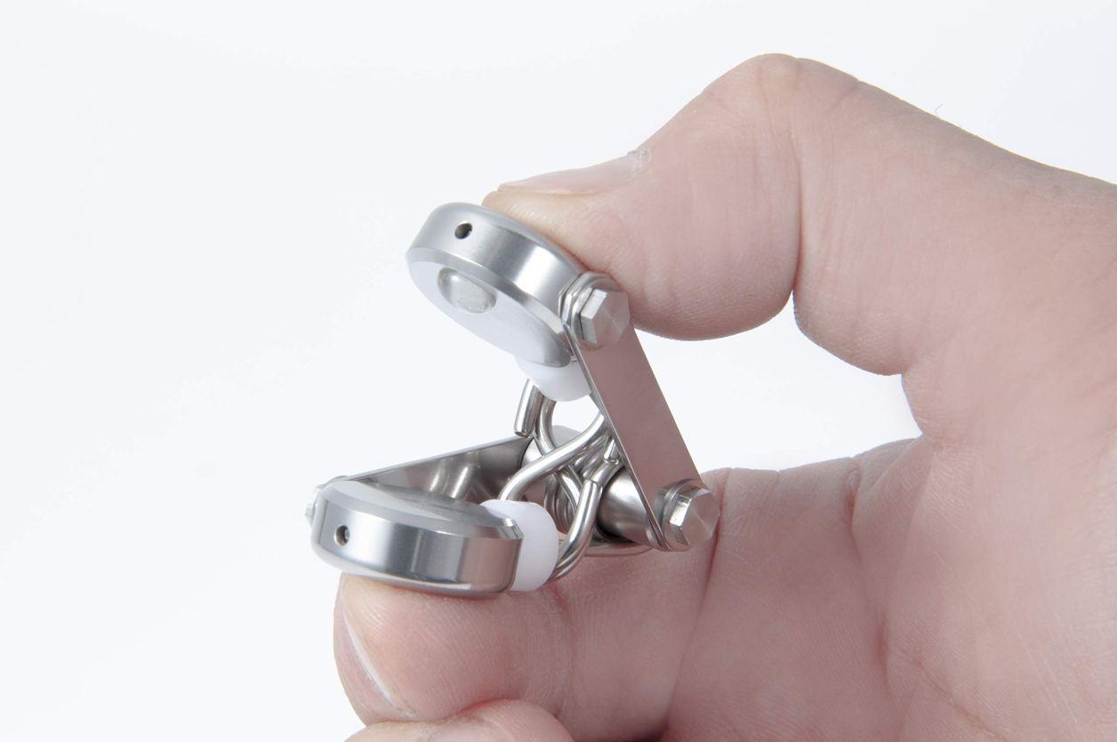 RX フィンガーグリップⅢ 暇つぶし ストレス解消 気分転換 エクササイズ フィジェットトイ 日本製