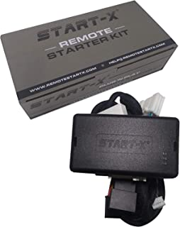 Start-X Plug N Play Remote Start Starter for Select Push to Start Toyota's|| Rav4..