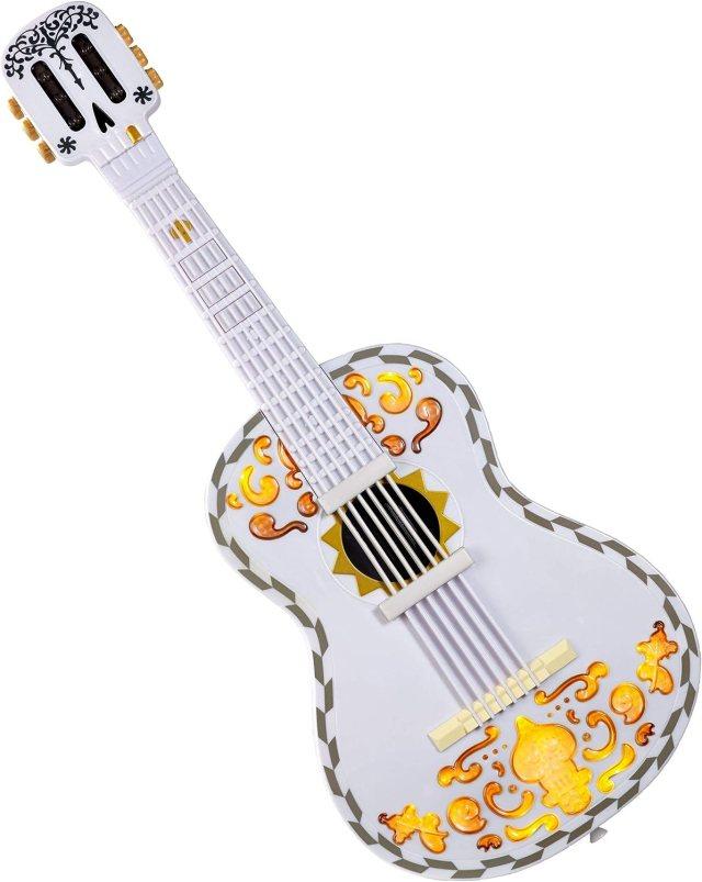 Disney Coco guitare interactive, jouet pour enfant, FMB23 : Amazon