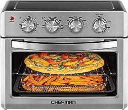 Chefman Air Fryer Toaster Oven, 6 Slice, 26 QT Convection AirFryer w/ Auto Shut-Off, 60..