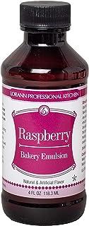 LorAnn Raspberry Bakery Emulsion, 4 ounce bottle