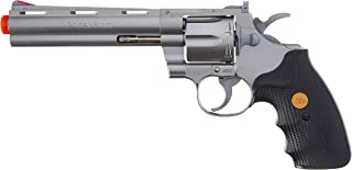 TSD Sports UA938S 6 Inch Spring Powered Airsoft Revolver (Silver)