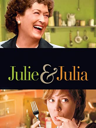 Julie and Julia Movie Cover