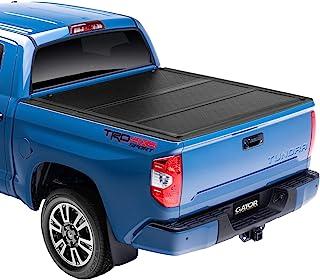 "Gator EFX Hard Tri-Fold 5' 7"" Truck Bed Tonneau Cover | GC34006 | Fits 2002.."