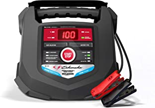 Schumacher SC1280 15 Amp 3 Amp 6V/12V Fully Automatic Smart Battery Charger Maintainer..