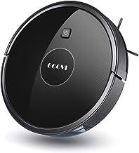 Robot Vacuum, GOOVI 1600PA Robotic Vacuum Cleaner with Self-Charging, 360° Smart Sensor..