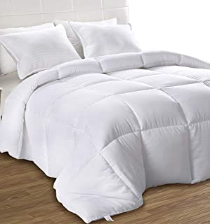 Utopia Bedding All Season 250 GSM Comforter – Ultra Soft Down Alternative Comforter..