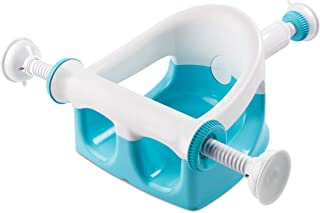 Summer My Bath Seat (Aqua) – Baby Bathtub Seat for Sit-Up Bathing, Provides Backrest..