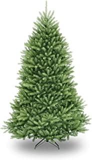 National Tree Company Artificial Christmas Tree | Includes Stand | Dunhill Fir – 7.5 ft