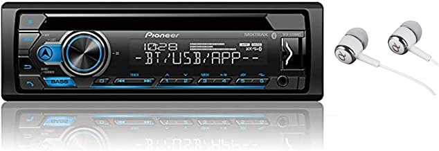 Pioneer DEH-S4100BT in Dash CD AM/FM Receiver with MIXTRAX, Bluetooth Dual Phone..