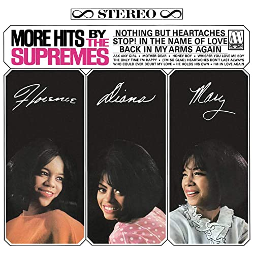 More Hits By The Supremes - Expanded Edition de The Supremes sur ...